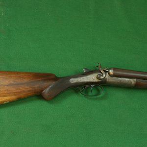 English Hammer Guns